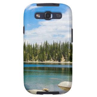 """Lago curtis "" Galaxy S3 Carcasa"