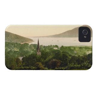 Lago de Carlingford, condado abajo iPhone 4 Case-Mate Coberturas