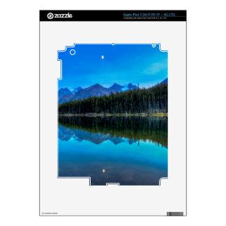 LAGO DE HERBERTO iPad 3 SKINS