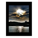 Lago de la postal de Ozarks