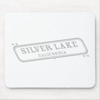 Lago de plata mouse pads