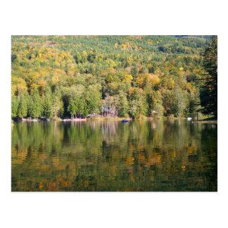 Lago de plata postal