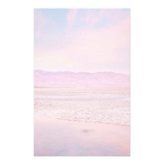 Lago Death Valley water Papeleria