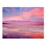 Lago Death Valley water Postal