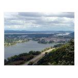 Lago del este Winona - Winona, manganeso Postal