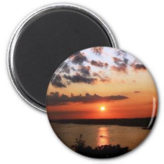 Lago del imán de Ozarks