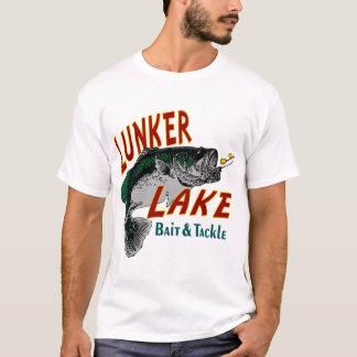 lago del lunker playera