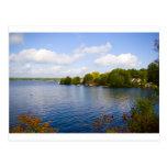 lago del muskoka postales