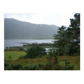 Lago del norte Corrib Postal