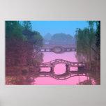 Lago del oeste China Impresiones