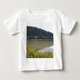 Lago devils, curva, Oregon Playera De Bebé