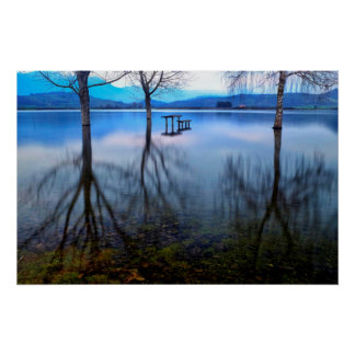 Lago di Canterno Poster