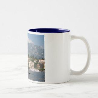 lago di como (Lake Como) Coffee Mugs
