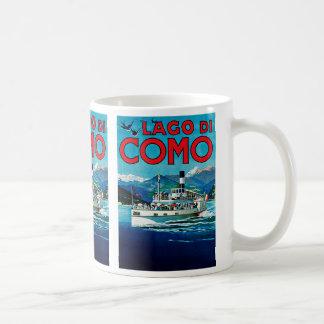 Lago di Como Coffee Mugs