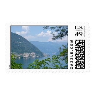Lago di Como Postage