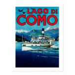 Lago di Como Postal