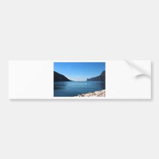 Lago di Garda Bumper Sticker