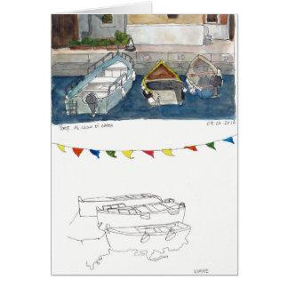 Lago di Garda, Italy Card