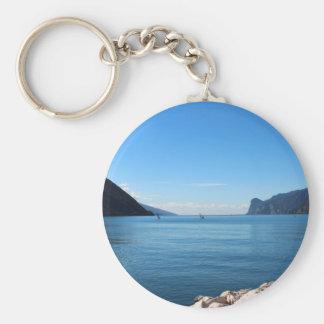 Lago di Garda Keychain