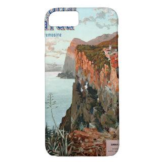 Lago di Garda Lake Garda Vintage Poster iPhone 8/7 Case