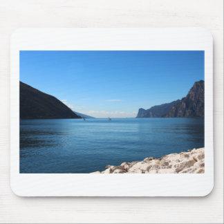 Lago di Garda Mouse Pad