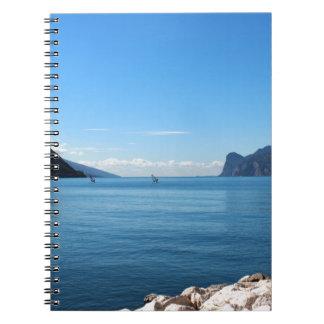Lago di Garda Notebook