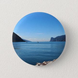 Lago di Garda Pinback Button
