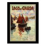 Lago di Garda Postcard