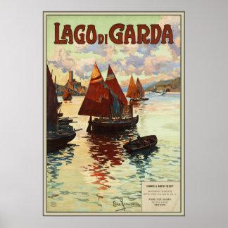 Lago di Garda Print