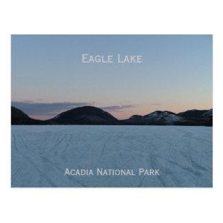 Lago eagle tarjetas postales