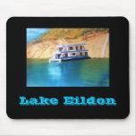 Lago Eildon Alfombrillas De Ratón