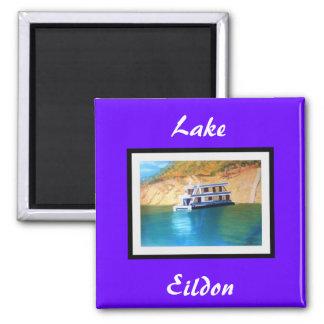 Lago Eildon Imán Cuadrado