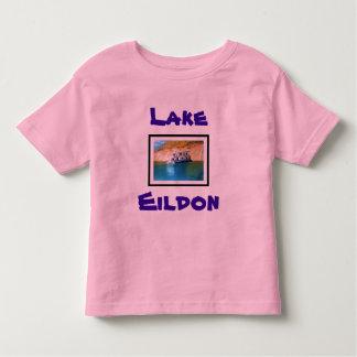 Lago Eildon Playera De Bebé