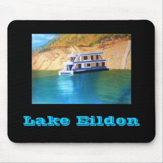 Lago Eildon Tapete De Ratones