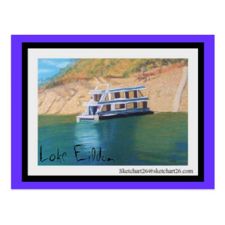 Lago Eildon Postal