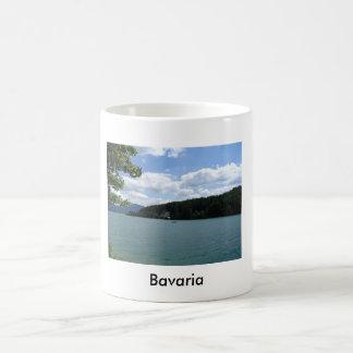 Lago en Baviera superior Taza De Café