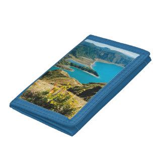 Lago en las islas de Azores
