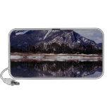 Lago en las montañas rocosas Colorado Mp3 Altavoces