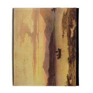 Lago Etive, de Bonawe - tarde, 1875 (aceite en el