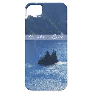 Lago fantasma Oregon crater de la nave iPhone 5 Carcasas