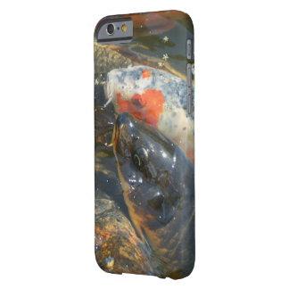 Lago fish Pond de Koi Funda Para iPhone 6 Barely There