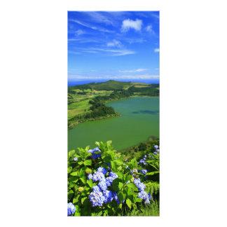 Lago Furnas, Azores Tarjetas Publicitarias Personalizadas