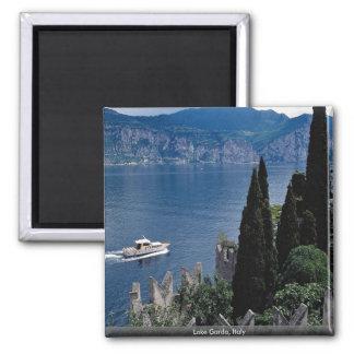 Lago Garda, Italia Imán
