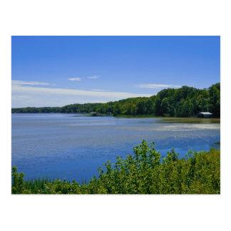 Lago Gastón Virginia Tarjetas Postales