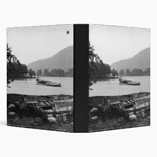 """Lago George Nueva York del cementerio del barco de Carpeta 1"""""""