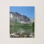 Lago gigantesco puzzles
