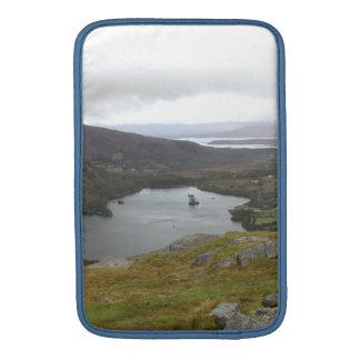 Lago Glanmore del paso Irlanda de Healy Fundas Para Macbook Air