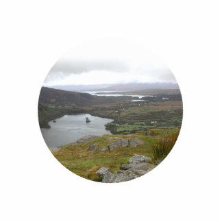 Lago Glanmore del paso Irlanda de Healy Redondo Esculturas Fotográficas