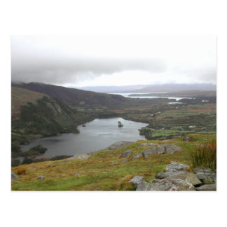 Lago Glanmore del paso Irlanda de Healy Postal