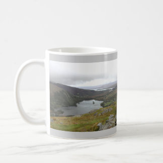 Lago Glanmore del paso Irlanda de Healy Tazas De Café